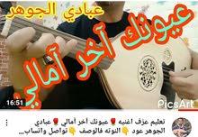 تعليم عزف العود اونلاين ب50 درهم الحصه