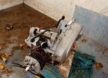 مطلوب محرك  100 cc ميشيلا