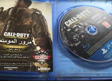 لعبة fallout 4.. لعبة call of duty advanced warfare