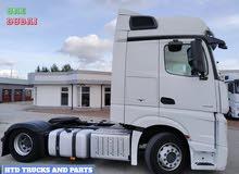 Actros 1845 white 2014