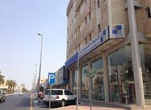 مكتب مساحه 125م للايجار بالدمام