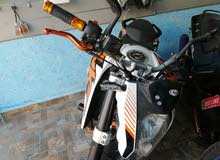 Used KTM motorbike available for sale