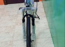 دراجه هوائيه جديده بسعر مغري جدا New mountain bike attractive price