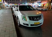 Cadillac SRX 2013 For sale - White color