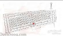 قطعة ارض 547 متر في البيابصه في غوط بوساق