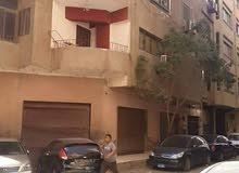 عمارة كاملة واخدة ناصية شارعين بحدائق القبة 6ادوار وارضى اربع محلات وروف