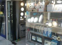 محل للبيع كهرباء حولي شارع العثمان خلف بنك التجاري 99057108
