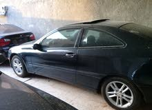 +200,000 km Mercedes Benz C200 Coupe 2003 for sale