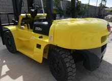 A Forklifts is available for sale in Tripoli