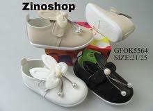 حذاء طفله للبيع موديل جديد