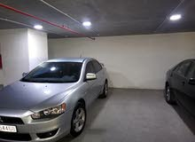 Silver Mitsubishi Lancer 2013 for sale