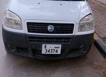 Used condition Fiat Doblo 2007 with +200,000 km mileage