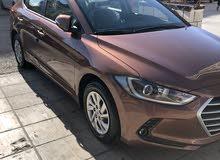 هونداي  النترا 2018 للايجار -مكتب القاده Rent a car