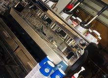 مكينة قهوة رنشيلو تلات براتشوغاز وكهرباء