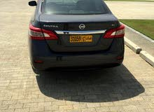 Grey Nissan Sentra 2013 for sale