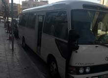 Toyota Coaster for rent in Amman