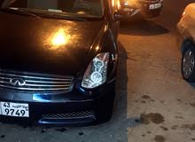 Gasoline Fuel/Power   Infiniti EX35 2005