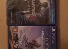 هورايزن زيرو داون و انتشارتد 4/ Horizon zero dawn & uncharted 4