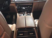 BMW 750 in Abu Dhabi