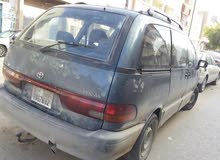 Automatic Blue Toyota 1997 for sale