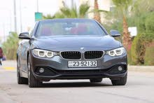 BMW 428 car for sale 2014 in Amman city