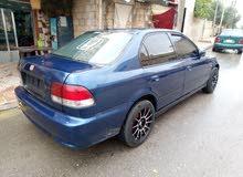 Manual Blue Honda 1996 for sale