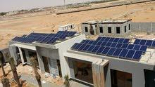 خدمات طاقة شمسية