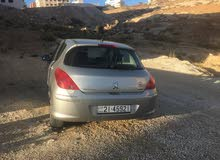 For sale Peugeot 308 car in Amman