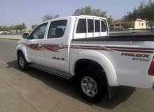 2015 Used Hilux with Manual transmission is available for sale