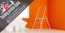 Call for best painters in Dubai, Wall paint services, villa paint, Apartment paint