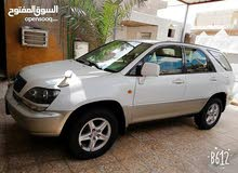 Toyota Harrier 2013 For sale - White color