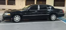 Automatic Used Lincoln Town Car