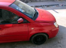 Automatic Red Chery 2013 for sale