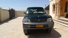 For sale 2000 Green Prado