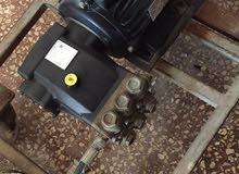 مضخة غسيل سيارات 3فاز صنع ايطالي