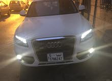 Automatic White Audi 2012 for sale