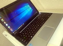 Remarkable Fast Toshiba Core i7 BigScreen Laptop,8GB RAM,4GB Dedicated Graphic Mem,Woofer Beats