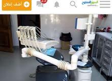 ثلاثة كراسي اسنان و جهاز ultrasound 3D