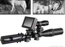 جهاز للمنظار للرؤية الليلية يصلح لمراقبة العزب من الحيوانات المفترسة
