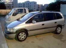Opel Zafira 2000 - Used
