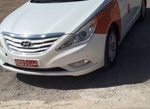 Orange Hyundai Sonata 2012 for sale
