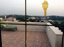 Third Floor  apartment for sale with 4 rooms - Amman city Dabouq