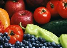 استيراد خضار وفاكهة