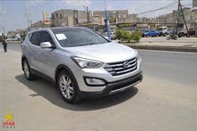 Gasoline Fuel/Power   Hyundai Santa Fe 2014