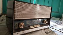 راديو فليبس كلاسيكي  شغال بحالة منتازة