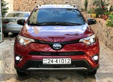 Available for sale! 1 - 9,999 km mileage Toyota RAV 4 2018