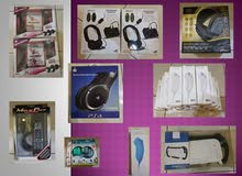 Assorted gaming accessories