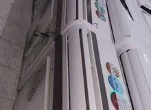 مكيفات اسبلت وشباك مستعمله مع التركيب والتوصيل تواصل جوال 0539047553