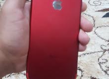 أيفون 7بلس احمر 128للبيع