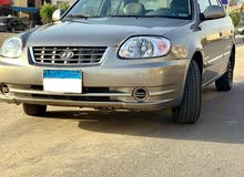 Hyundai Verna for sale in Cairo